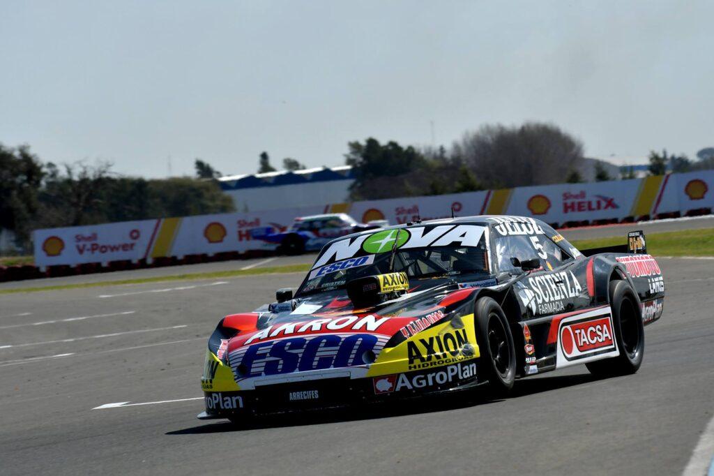 Contundente victoria para Valentín Aguirre en la carrera 2 del TC en San Nicolás