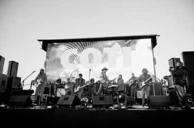 Coti y los Brillantes presentan el primer autoconcierto de La Plata