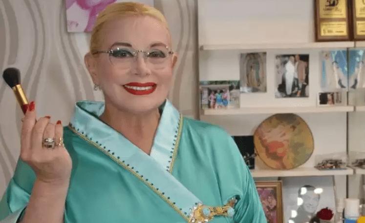 Carmen Barbieri a corazón abierto: