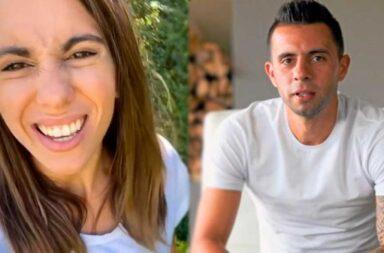 Cinthia Fernández furiosa contra su ex, el padre de sus hijas