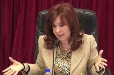 Cristina Fernández de Kirchner volvió a cruzarse con senadores de Juntos por el Cambio