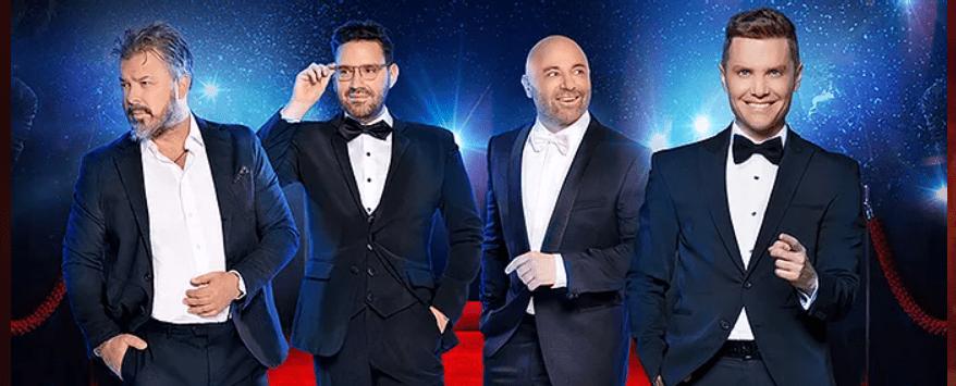 Los nueve famosos confirmados para Masterchef Celebrity 3