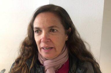 Sandra Mihanovich perdió a su padre en plena pandemia