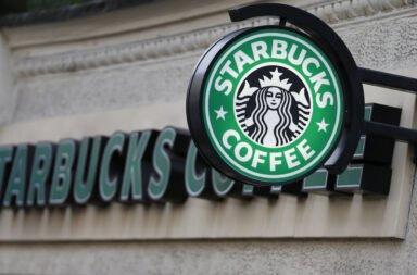 Starbucks y Burger King