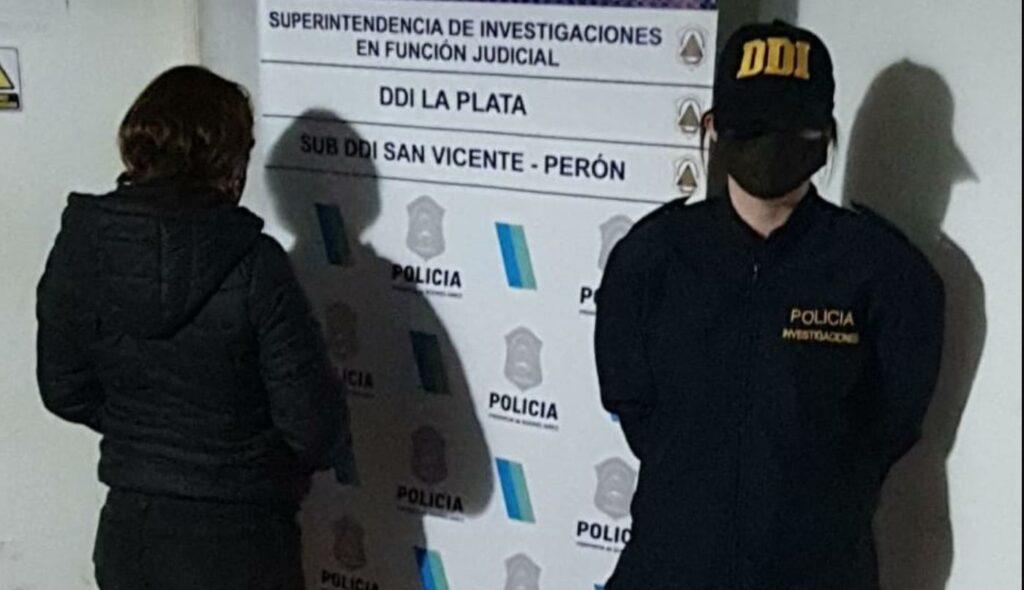 Los terrenos tomados en Guernica se venden por redes sociales a 50 mil pesos