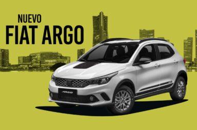 Se presentó el nuevo diseño que tendrá el Argo 2021 que llegará al mercado argentino