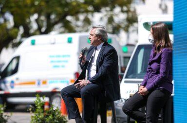 """Alberto Fernández aseguró que la situación """"está controlada"""" en el AMBA y anticipó nuevas restricciones en el interior"""
