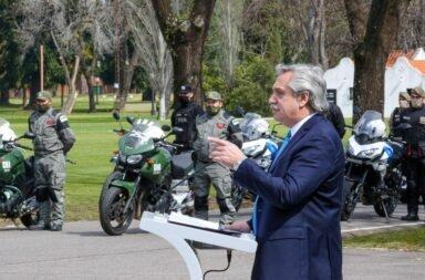 Alberto Fernández lanzó el Plan contra la Inseguridad para la Provincia de Buenos Aires y aseguró que será