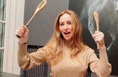 Analía Franchín confirmó que tiene coronavirus