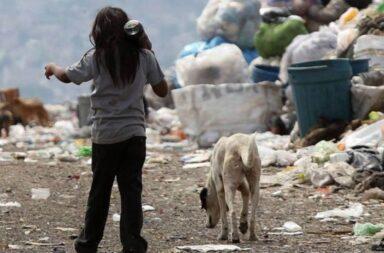 El INDEC informó que el 56,3% de los menores de 14 años son pobres en la Argentina