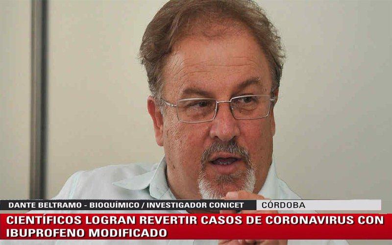 Coronavirus: Cinco claves para entender en detalle el prometedor tratamiento argentino con ibuprofeno inhalado