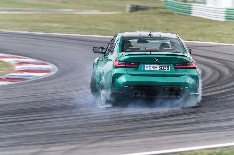 BMW devela oficialmente los flamantes M3 y M4