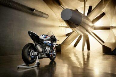 M 1000 RR: BMW lanzó la primera moto M de toda la historia