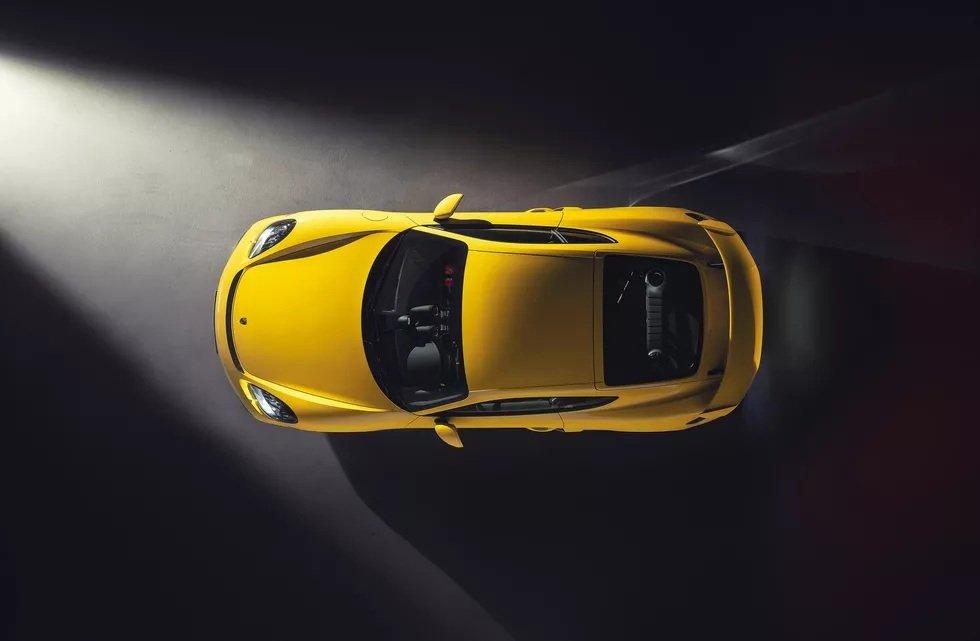 Para los más puristas llega el Porsche 718 Cayman GT4 2020
