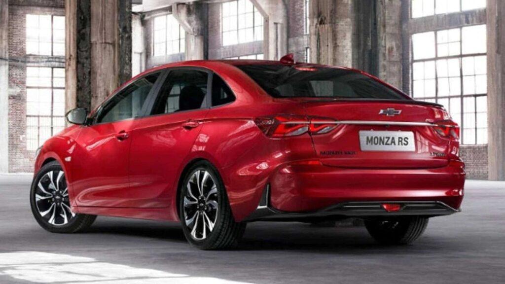 Chevrolet Monza: el posible sucesor del Cruze en varios mercados