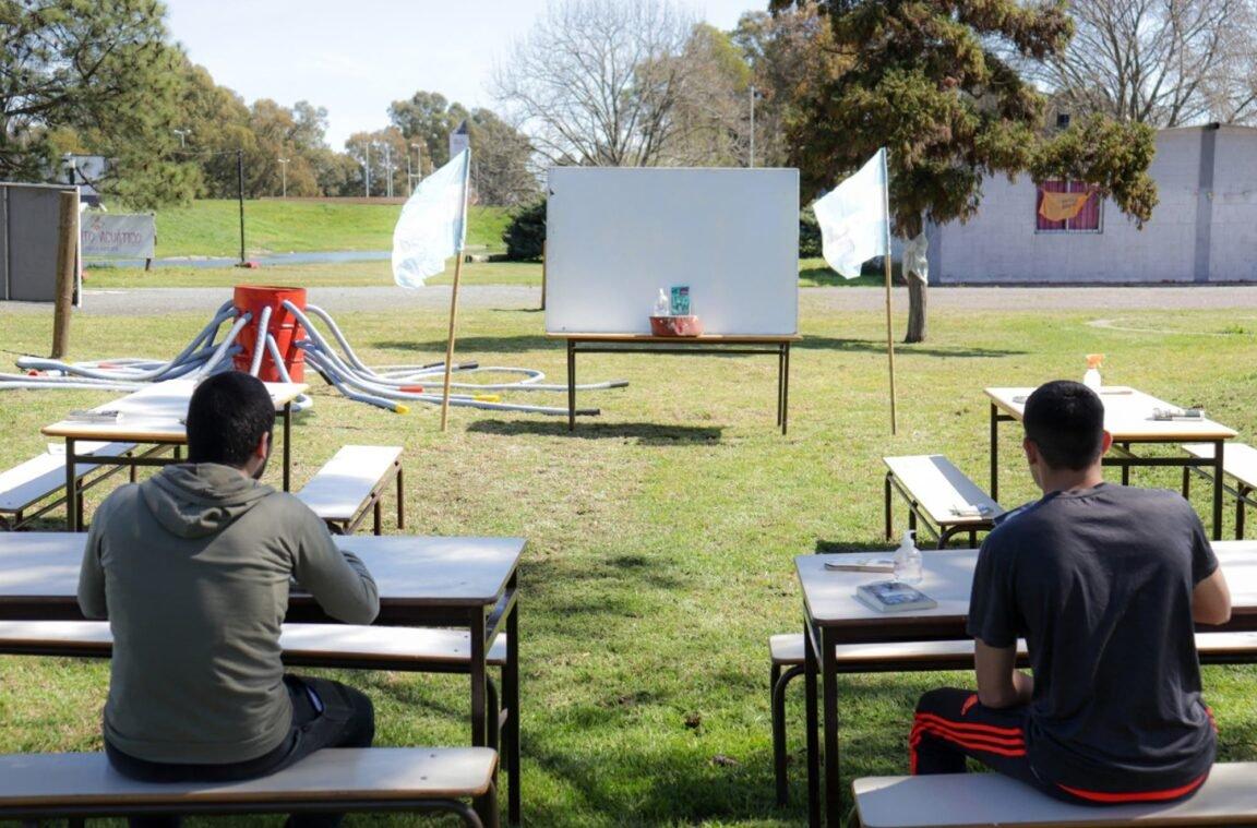 Rodríguez Larreta, sobre las clases al aire libre: