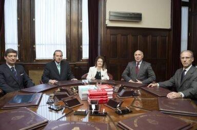 Revés para el gobierno en el traslado de jueces: la Corte Suprema declaró