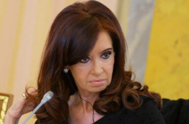 Cristina Fernández de Kirchner apuntó contra Cornejo: