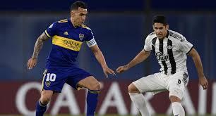 Boca empató con Libertad y avanza en la Libertadores