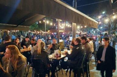 bares de Palermo en pandemia