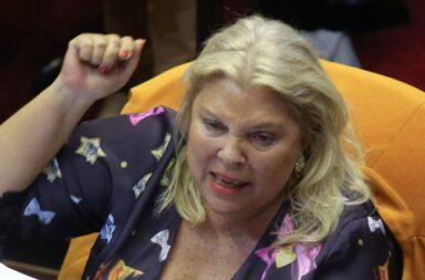 Elisa Carrió contra el Gobierno: