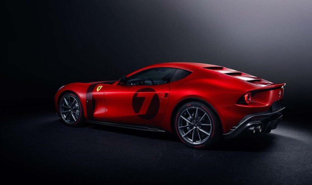 Omologata: La última creación de Ferrari con estilo retro