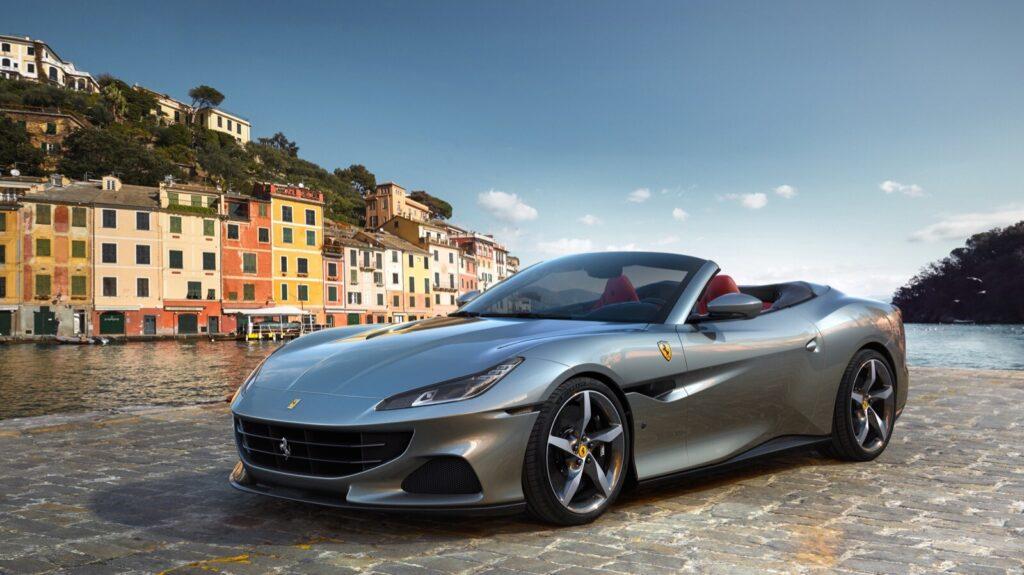 Ferrari presentó al Portofino M, el descapotable de 620 caballos de fuerza