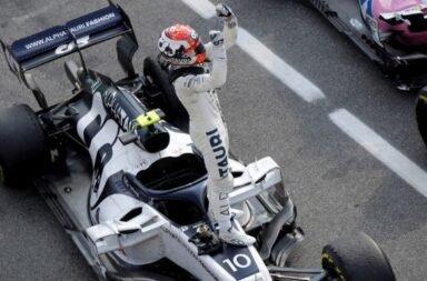 Gasly dio la sorpresa en Monza y se llevó el triunfo con el Alpha Tauri