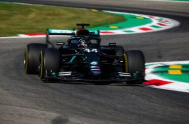La fiesta sigue siendo para Mercedes con la pole de Hamilton en Monza