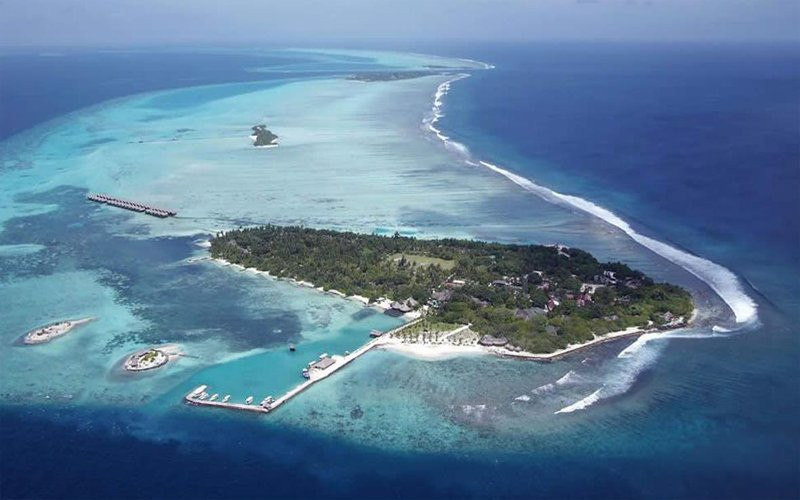 Maldivas  País en Asia del Sur