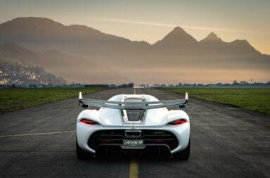 Así ruge el Koenigsegg Jesko, el deportivo con 1623 caballos de fuerza