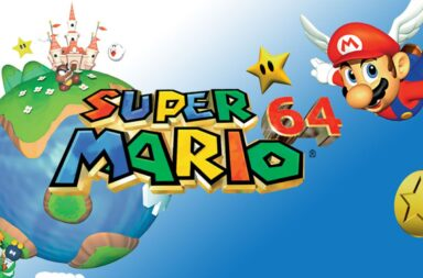 Nuevo gameplay de Super Mario 64 para Nintendo Switch