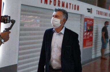 Macri regresó a Argentina y deberá cumplir el aislamiento obligatorio durante dos semanas