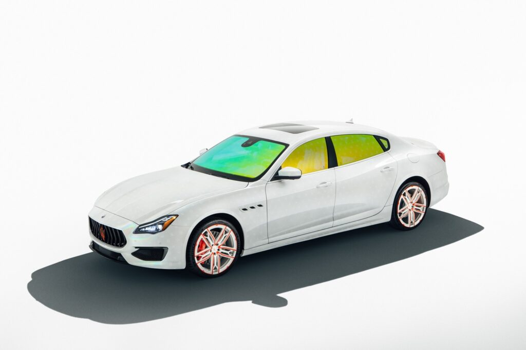 Maserati y un llamativo programa para personalizar sus autos