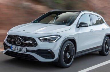 Se puso a la venta en Argentina el nuevo Mercedes Benz GLA