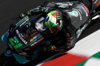 Morbidelli fue contundente y se llevó su primer triunfo en el Moto GP
