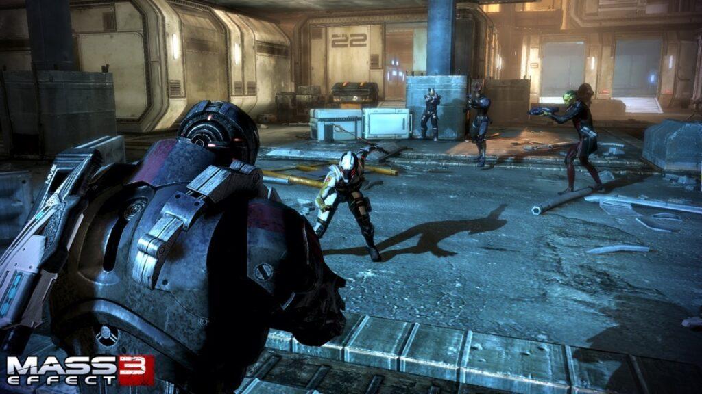 Mass Effect Trilogy Remaster se retrasa hasta 2021