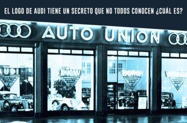 El logo de Audi tiene un secreto que no todos conocen ¿Cuál es?