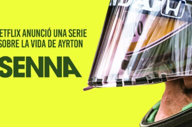 Netflix anunció una serie sobre la vida de Ayrton Senna