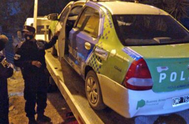Facundo Castro: hallan en un patrullero de la policía bonaerense una piedra turmalina que usaba el joven