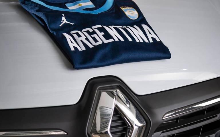 Renault apoya el deporte y se convierte en sponsor oficial de la Selección Argentina de Básquet