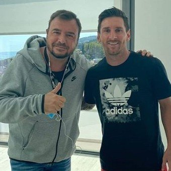 Marcha atrás: Messi se queda en Barcelona.
