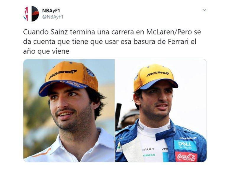 El mal momento de Ferrari desata una lluvia de memes