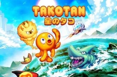 Takotan disponible en Nintendo Switch