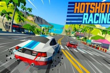 Nuevo gameplay de Hotshot Racing
