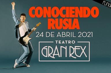 Conociendo Rusia apuesta fuerte y programa show para Abril de 2021 en el Gran Rex