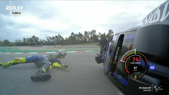 Quartararo triunfó en Barcelona y volvió a lo más alto del campeonato de Moto GP