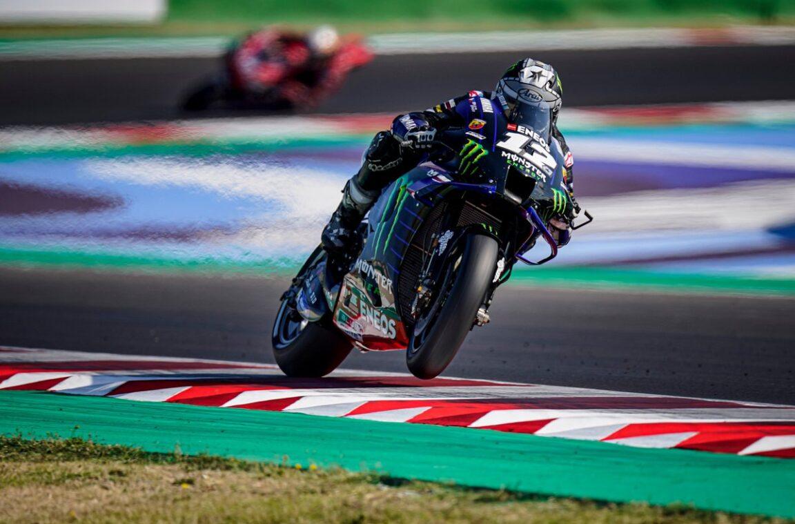 Viñales por fin pudo cantar victoria en la temporada 2020 de Moto GP