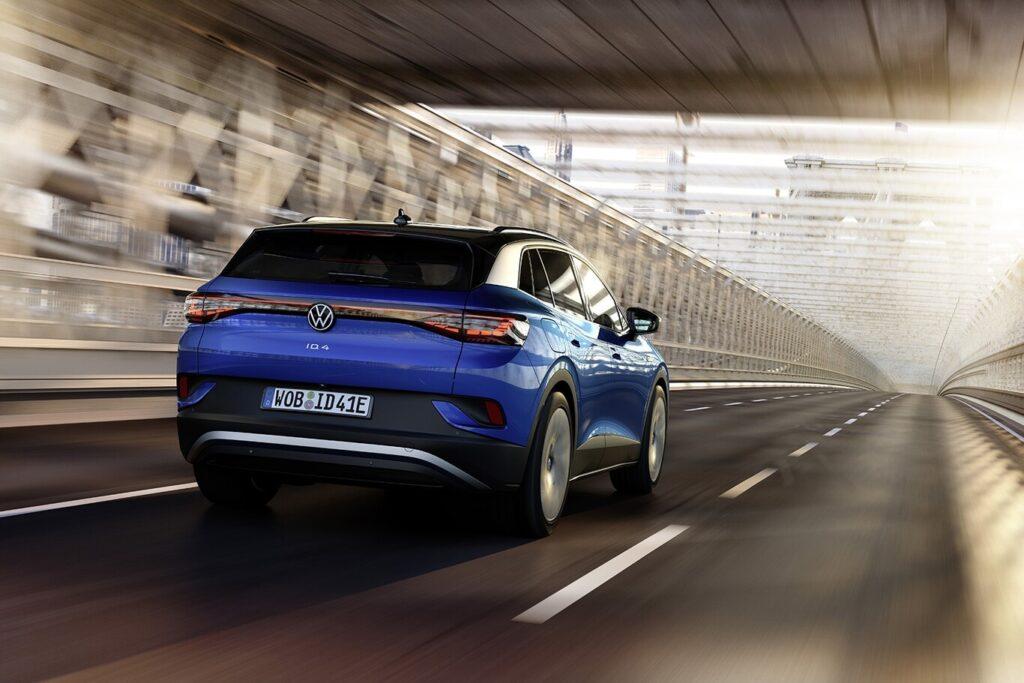Volkswagen ID.4: El SUV eléctrico que podría llegar a Argentina ¿Cómo es?