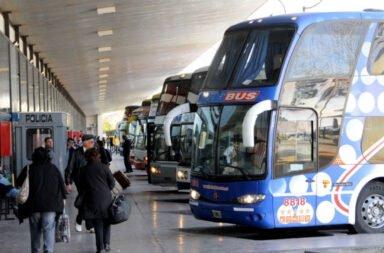 Transporte: vuelven los vuelos, micros y trenes de larga distancia con protocolo sanitario